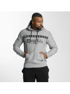 Burn Hoody Grey Melange...