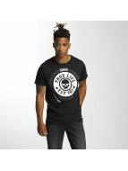 Thug Life Camiseta Barley negro