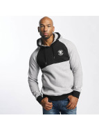 Thug Life Cloud Hoody Grey Melange