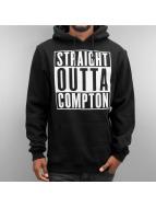 Thug Life Hoody Straight Outta Compton schwarz