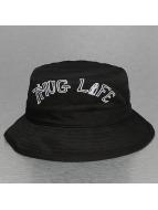 Thug Life Hut Logo Bucket schwarz