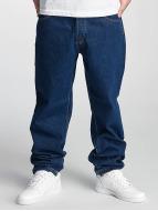 Thug Life Jeans a carota Leninsk indaco