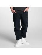 Thug Life Jeans larghi Carrot nero