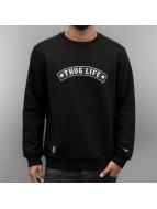 Thug Life Jersey Rudedigga negro