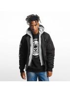Thug Life 2 in 1 Bomberjacket Black