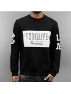 Thug Life Pullover Zoro Digga black