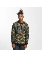 Thug Life THGLFE Sweatshirt Camouflage