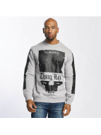 Thug Life Blind Sweatshirt Grey