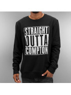 Thug Life Pullover Straight Outta Compton noir