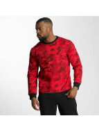 Thug Life Pullover Attack rouge