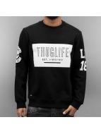 Thug Life Pullover Zoro Digga schwarz
