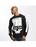 Thug Life Blind Sweatshirt Black