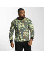 Thug Life Attack Sweatshirt Camouflage
