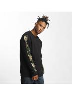 Thug Life Simple Sweatshirt Black
