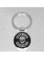 Thug Life Schlüsselanhänger Key Chain Chrom silberfarben