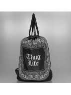 Thug Life Paisley Stringbag Black