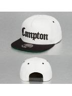 Thug Life Snapback Compton blanc