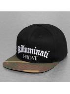 Thug Life Snapback Cap killuminati black
