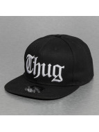 Thug Life Snapback Cap Thug nero