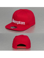 Thug Life Snapback Cap Bompton rot