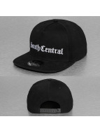 Thug Life Snapback Caps South Central czarny