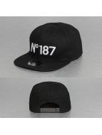 Thug Life Snapback Caps N° 187 svart