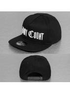 Thug Life Snapback Caps Body Count svart