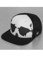 Thug Life Snapback Caps Scully svart