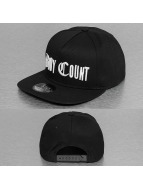 Thug Life Snapback Body Count noir