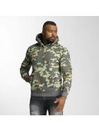 Thug Life Sweat capuche Stamp camouflage