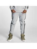 Thug Life Sweat Pant Wired gray