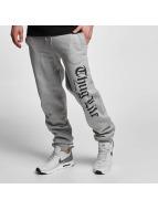 Thug Life Sweat Pant Cities grey