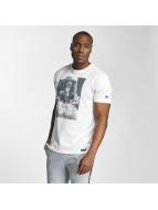 Thug Life T-paidat Scar valkoinen