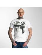 Thug Life T-Shirt no reason blanc