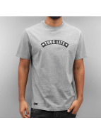 Thug Life T-Shirt Richking grau