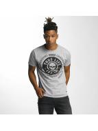 Thug Life t-shirt Barley grijs