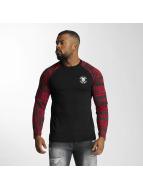 Thug Life T-Shirt manches longues Box Life noir