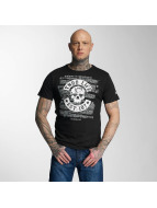 Thug Life T-Shirt 187 noir