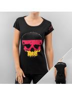 Thug Life T-Shirt Germany schwarz