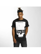 Thug Life T-Shirt Blind schwarz