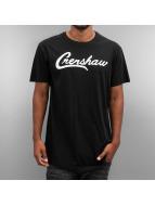 Thug Life t-shirt Basic zwart