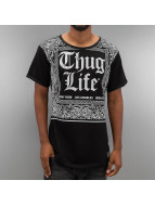 Thug Life t-shirt Bandana zwart