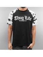 Thug Life T-Shirty Deadknight czarny
