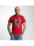Thug Life T-skjorter Celebrate red