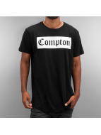 Thug Life T-skjorter Jersey svart