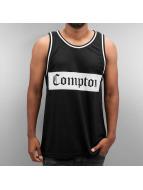 Thug Life T-skjorter Mesh svart