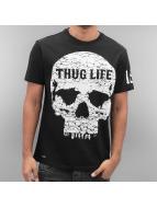 Thug Life T-skjorter Thugstyle svart