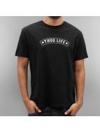 Thug Life T-skjorter Richking svart