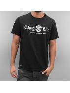 Thug Life T-skjorter Ghetto Boys svart