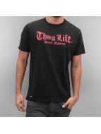 Thug Life T-skjorter Deadmood svart